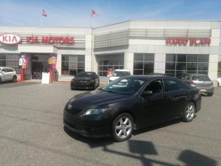 Used 2007 Toyota Camry V6  SE CUIR*** TOIT OUVRANT *** BANC CHAUFFANT for sale in Mcmasterville, QC