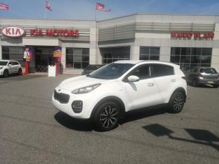 Used 2017 Kia Sportage AWD  EX EDITION 2.5 CUIR ***VOLANT CHAUFFANT *** for sale in Mcmasterville, QC