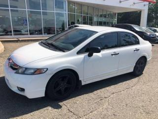 Used 2009 Honda Civic DX-G *JAMAIS ACCIDENTE* for sale in Donnacona, QC