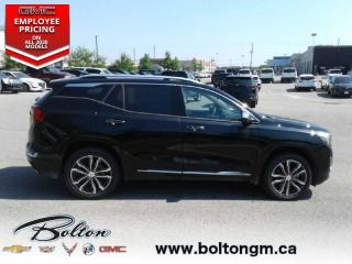 New 2020 GMC Terrain Denali - Leather Seats for sale in Bolton, ON