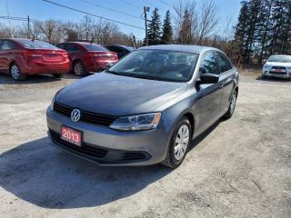 Used 2014 Volkswagen Jetta TSI TURBO POWER SUNROOF for sale in Stouffville, ON
