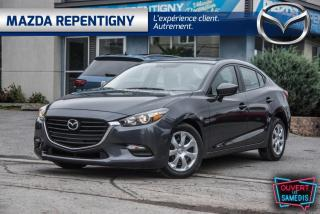 Used 2017 Mazda MAZDA3 BERLINE GX AUTO CRUISE BLUETOOTH 46.46$/ for sale in Repentigny, QC