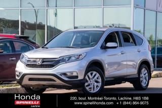 Used 2016 Honda CR-V EX AWD BAS KM AWD*TOIT*CAMERA*BLUETOOTH*CRUISE*SIEGES CHAUFFANTS*++ for sale in Lachine, QC