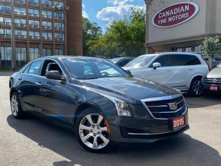 Used 2015 Cadillac ATS Standard AWD for sale in Scarborough, ON