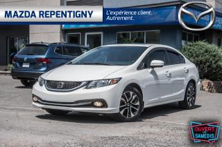Used 2014 Honda Civic 4dr CVT EX for sale in Repentigny, QC