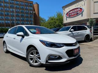 Used 2018 Chevrolet Cruze ONE OWNER | BACK UP CAM | FULL WARRANTY | for sale in Scarborough, ON