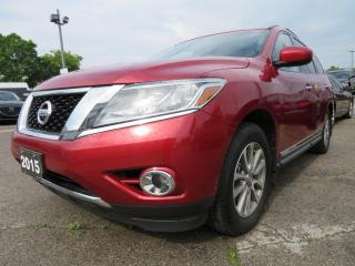 Used 2015 Nissan Pathfinder for sale in St. Thomas, ON