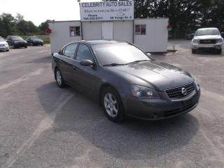 Used 2005 Nissan Altima S for sale in Elmvale, ON