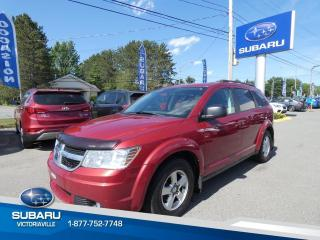 Used 2010 Dodge Journey 4 portes **SE**, Traction avant for sale in Victoriaville, QC
