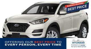 New 2020 Hyundai Tucson for sale in Sudbury, ON