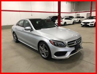 Used 2017 Mercedes-Benz C-Class C300 4MATIC PREMIUM SPORT LED for sale in Vaughan, ON