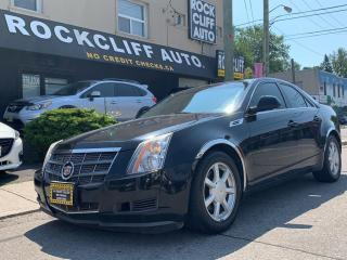 Used 2008 Cadillac CTS 4dr Sdn w/1SA for sale in Scarborough, ON