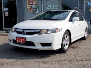 Used 2010 Honda Civic Sdn 4dr Auto Sport for sale in Bowmanville, ON