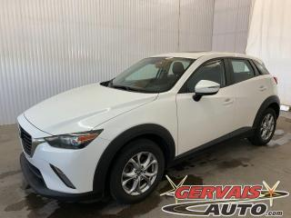 Used 2017 Mazda CX-3 GS Luxe AWD GPS Cuir Toit Ouvrant Mags *Bas Kilométrage* for sale in Trois-Rivières, QC