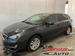 Used 2015 Subaru Impreza Touring AWD Hatchback Caméra Bluetooth Mags *Bas Kilométrage* for sale in Trois-Rivières, QC