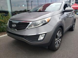 Used 2013 Kia Sportage *EX**AWD*AIR*CRUISE*BLUETOOTH* for sale in Québec, QC