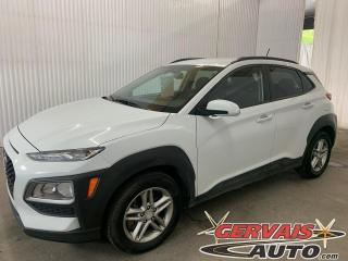 Used 2019 Hyundai KONA Essential AWD Caméra Bluetooth Mags *Traction intégrale* for sale in Trois-Rivières, QC