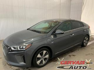 Used 2018 Hyundai IONIQ Electric Limited GPS Cuir Toit Ouvrant MAGS PNEUS NEUFS *Plug-in Hybrid* for sale in Trois-Rivières, QC