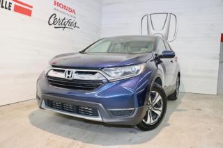 Used 2017 Honda CR-V LX for sale in Blainville, QC