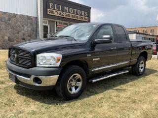 Used 2008 Dodge Ram 1500 ST for sale in North York, ON