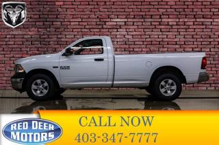 Used 2015 RAM 1500 4x4 Reg Cab SXT Longbox for sale in Red Deer, AB
