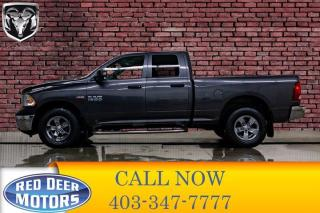 Used 2014 RAM 1500 4x4 Quad Cab SXT for sale in Red Deer, AB