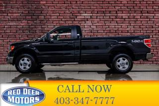 Used 2014 Ford F-150 4x4 Reg Cab XLT Longbox for sale in Red Deer, AB