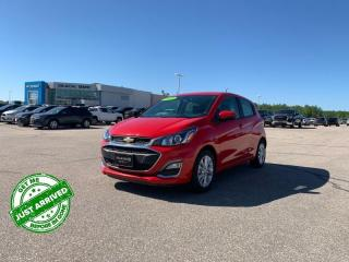 Used 2019 Chevrolet Spark LT  - Android Auto -  Apple CarPlay for sale in Selkirk, MB