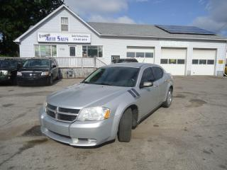 Used 2010 Dodge Avenger SE for sale in Sarnia, ON