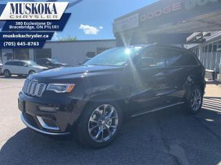 New 2020 Jeep Grand Cherokee Summit  - Leather Seats for sale in Bracebridge, ON