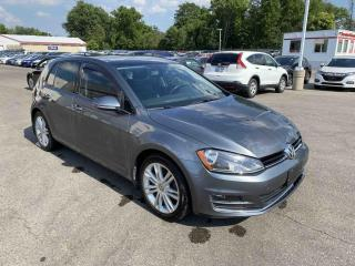 Used 2015 Volkswagen Golf Comfortline 4dr FWD Hatchback for sale in Brantford, ON