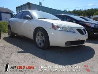 Used 2008 Pontiac G6 PARTS CAR for sale in Cold Lake, AB