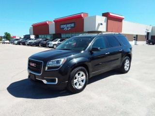 Used 2014 GMC Acadia SLE2 4dr AWD 4 Door for sale in Steinbach, MB