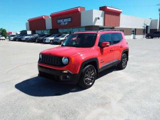 Used 2016 Jeep Renegade 75th Anniversary 4dr 4WD Sport Utility for sale in Steinbach, MB