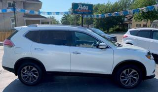 Used 2016 Nissan Rogue SL PREMIUM AWD for sale in Dunnville, ON