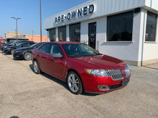 Used 2011 Lincoln MKZ Base for sale in Brantford, ON