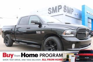 Used 2017 RAM 1500 Sport - Remote Start, Heated Seats, Tow Pkg, Back Up Camera for sale in Saskatoon, SK