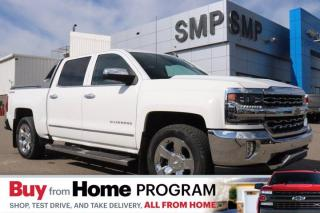 Used 2017 Chevrolet Silverado 1500 LTZ - Htd/Cooled Leather, S. Roof, Nav, 20