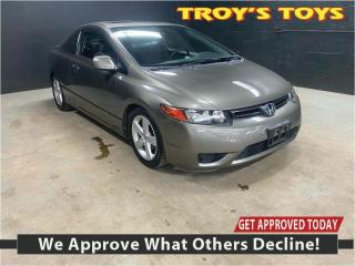 Used 2007 Honda Civic EX for sale in Guelph, ON