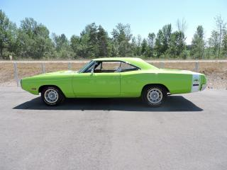 Used 1970 Dodge Coronet Super Bee 383 4 speed Newly restored for sale in Gorrie, ON