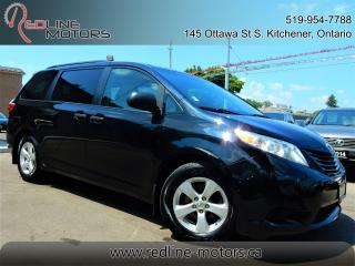 Used 2015 Toyota Sienna Reverse Camera | Bluetooth | 7 Pass | Extra Clean for sale in Kitchener, ON