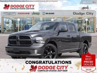 New 2019 RAM 1500 Classic Express for sale in Saskatoon, SK