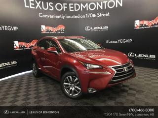 Used 2015 Lexus NX 200t for sale in Edmonton, AB