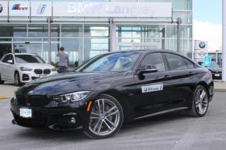 Used 2020 BMW 4 Series XDRIVE GRAN COUPE for sale in Langley, BC