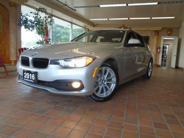 2016 BMW 3 Series 4dr Sdn 320i xDrive AWD LOW KM NO ACCIDENT NEW BRA