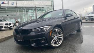 Used 2020 BMW 4 Series xDrive Coupe for sale in Langley, BC