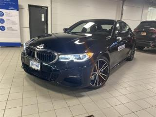 Used 2020 BMW 3 Series xDrive Sedan for sale in Langley, BC
