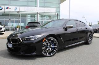 Used 2020 BMW 8 Series xDrive Gran Coupe for sale in Langley, BC
