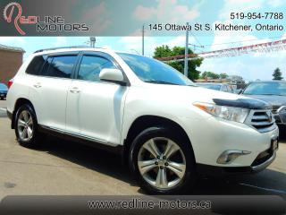 Used 2013 Toyota Highlander Sport for sale in Kitchener, ON