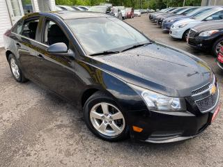 Used 2012 Chevrolet Cruze LT TURBO/ AUTO/ PWR GROUP/ ALLOYS/ COLD AC & MORE! for sale in Scarborough, ON